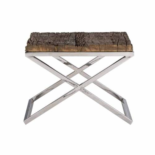 Table d'angle Kensington 60x60 Meuble Déco Tendance - 143