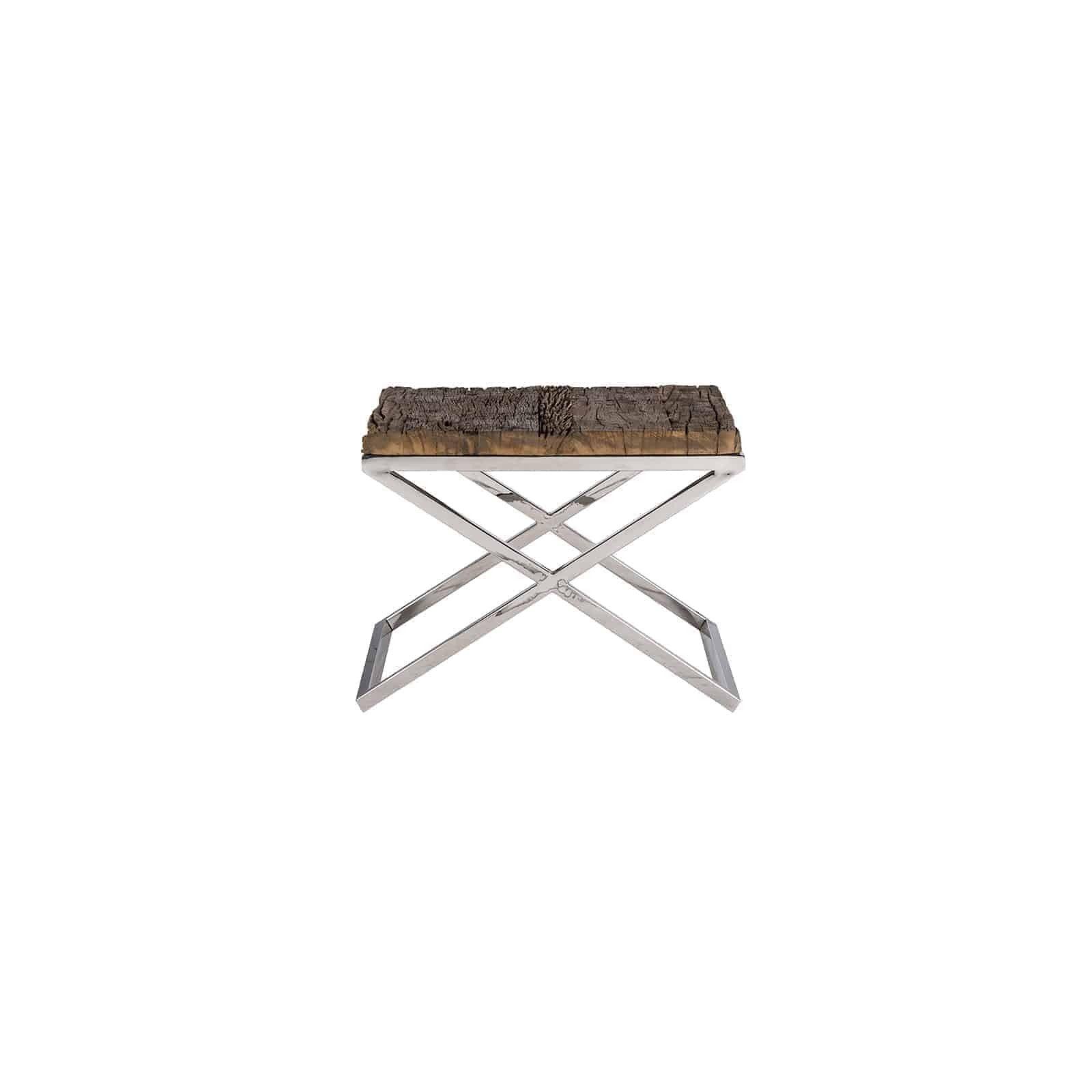 Table d'angle Kensington 60x60 Meuble Déco Tendance - 243