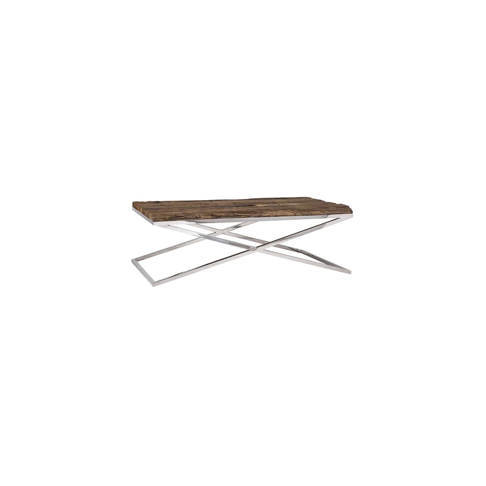 Table de salon Kensington 130x80 Tables basses rectangulaires - 48