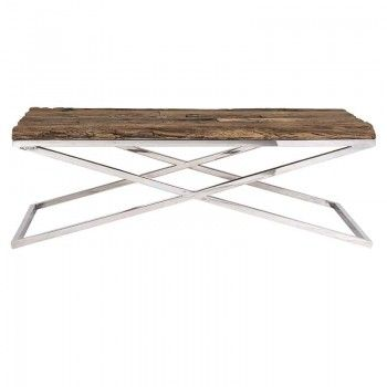 Table de salon Kensington 130x80 Tables basses rectangulaires - 137