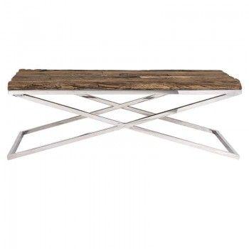 Table de salon Kensington 130x80 Tables basses rectangulaires - 239