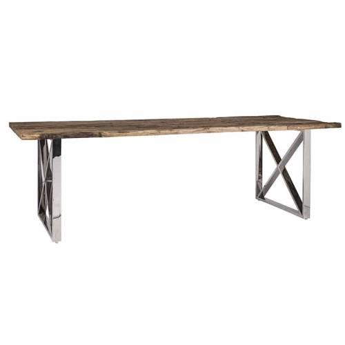 Table à dîner Kensington 180x100 Meuble Déco Tendance - 1
