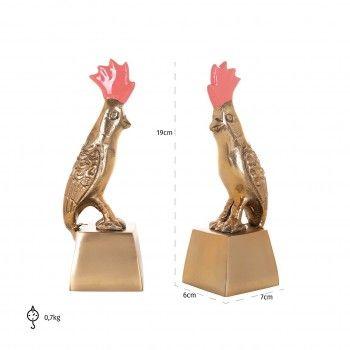Standard  livres Pacco set de 2 Figures décoratives - 156