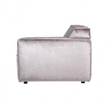 Module élément dossier 1,5 places pour canapé d'angle Devon Canapés d'angle - 189