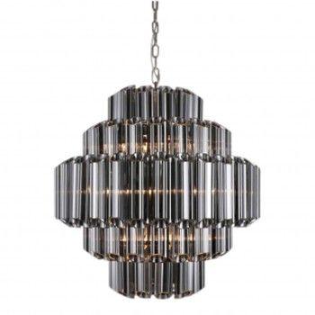 Lampe suspendue YaraE14 / 40 watt (9 pieces) Suspensions et plafonniers - 1