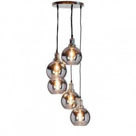 Lampe suspendue CamdonE27 / 60 watt (5 pieces)