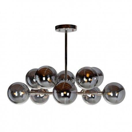 Lampe suspendue Riley (G9 raccord)G9 (max 1,9 largeur / 10 pieces)