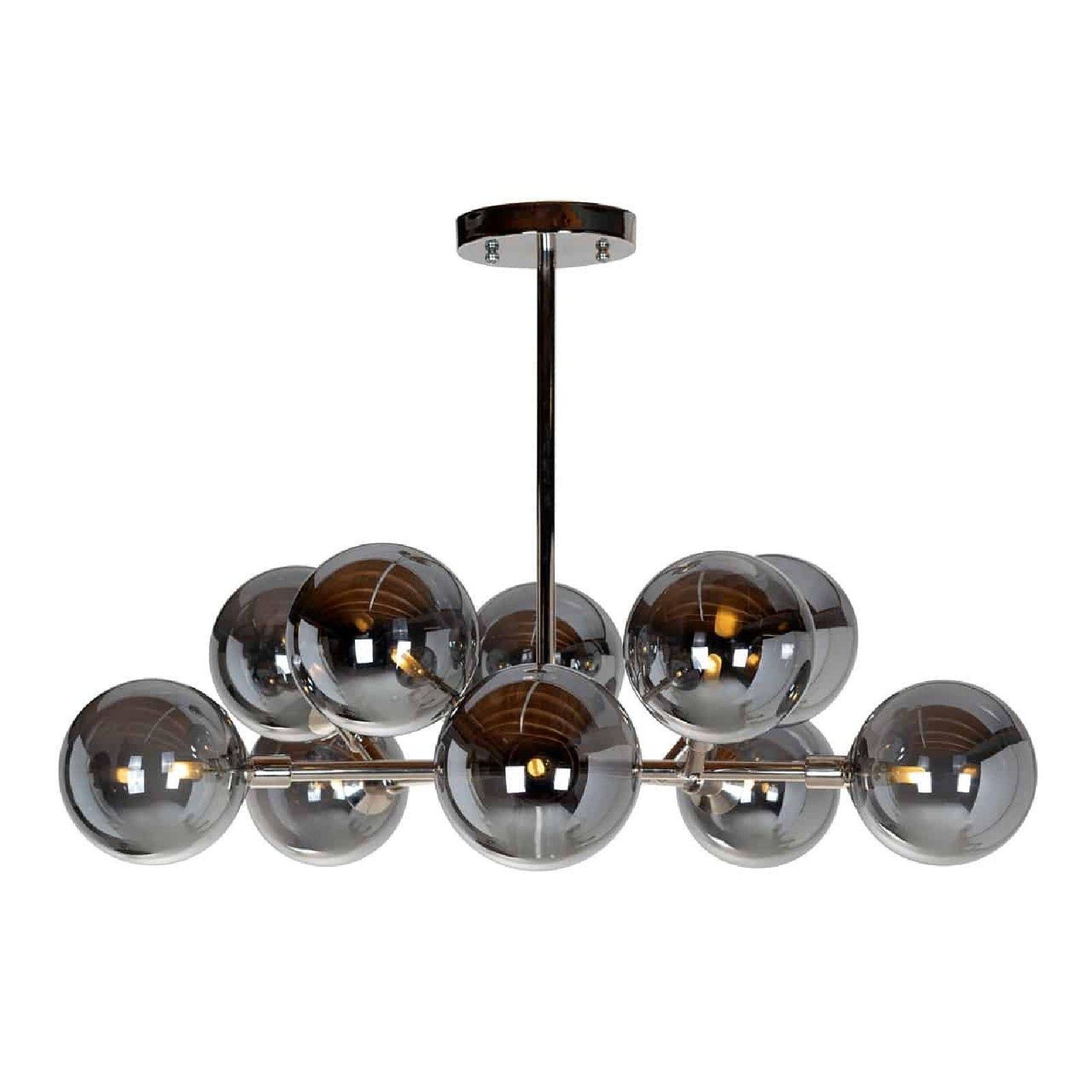 Lampe suspendue Riley (G9 raccord)G9 (max 1,9 largeur / 10 pieces) Suspensions et plafonniers - 15