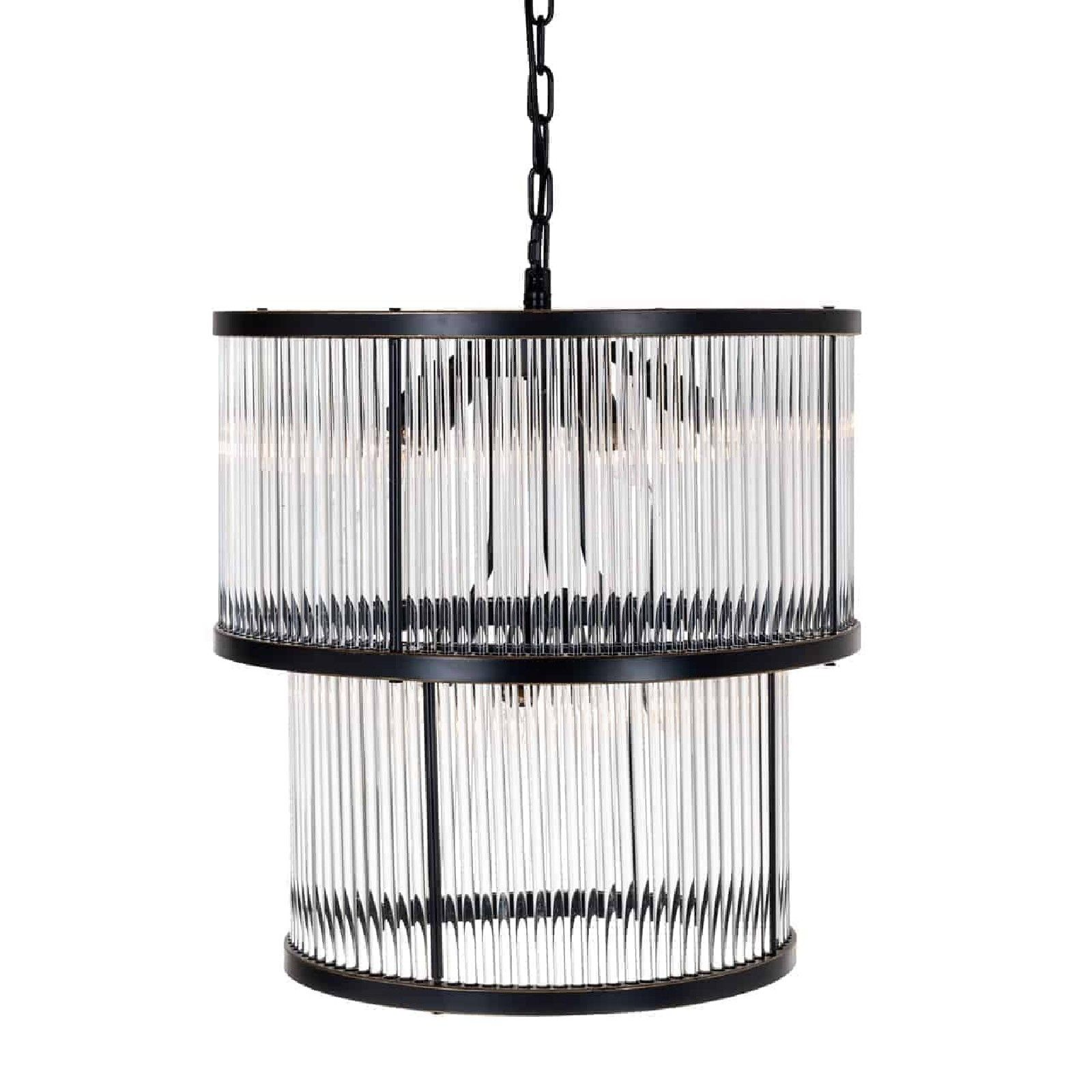 Lampe suspendue AshtonE14 / 40 watt (9 pieces) Suspensions et plafonniers - 7