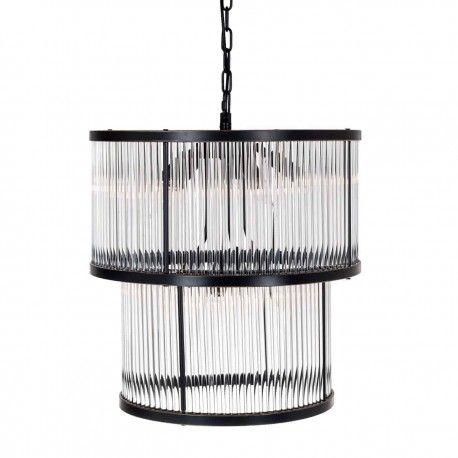 Lampe suspendue AshtonE14 / 40 watt (9 pieces)
