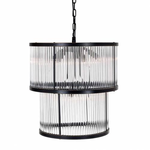 Lampe suspendue AshtonE14 / 40 watt (9 pieces) Suspensions et plafonniers - 14