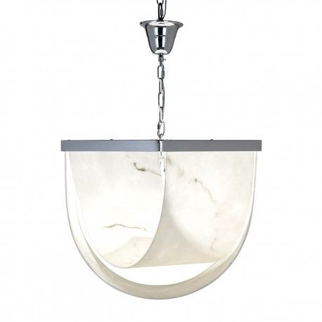 Lampe suspendue Colbey marble lookE14 / 25 watts (6 pieces)