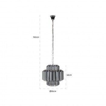 Lampe suspendue Yale smallE14 / 25 watts (6 pieces) Suspensions et plafonniers - 29