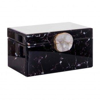 Boîte à bijoux Maeve black...