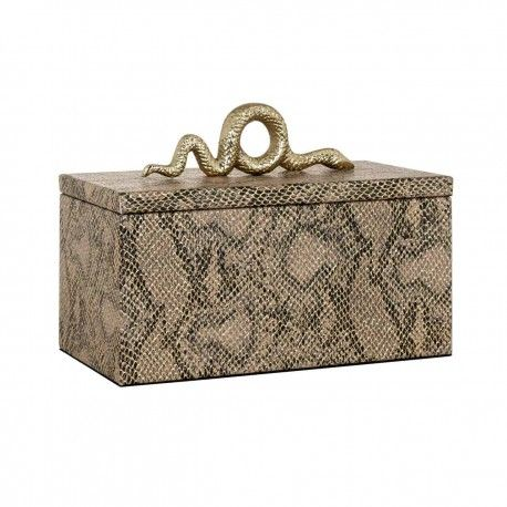 Boîte à bijoux Ruby snake