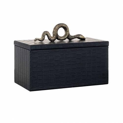 Boîte à bijoux Charly snake black Boîtes décoratives - 15