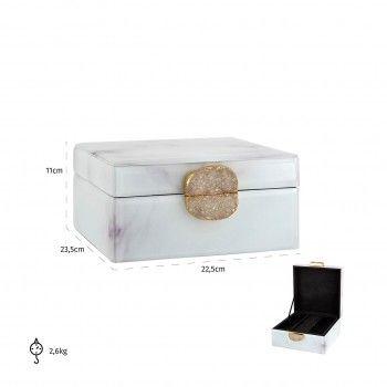 Boîte à bijoux Bayou Boîtes décoratives - 54