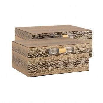 Boîte à bijoux Balou set de 2