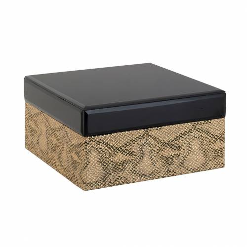 Boîte à bijoux Jalina snake look Boîtes décoratives - 9