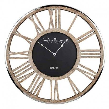 Horloge Johnson metal