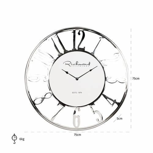 Horloge Westin metale Horloges murales - 19