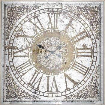 Horloge Owen Square
