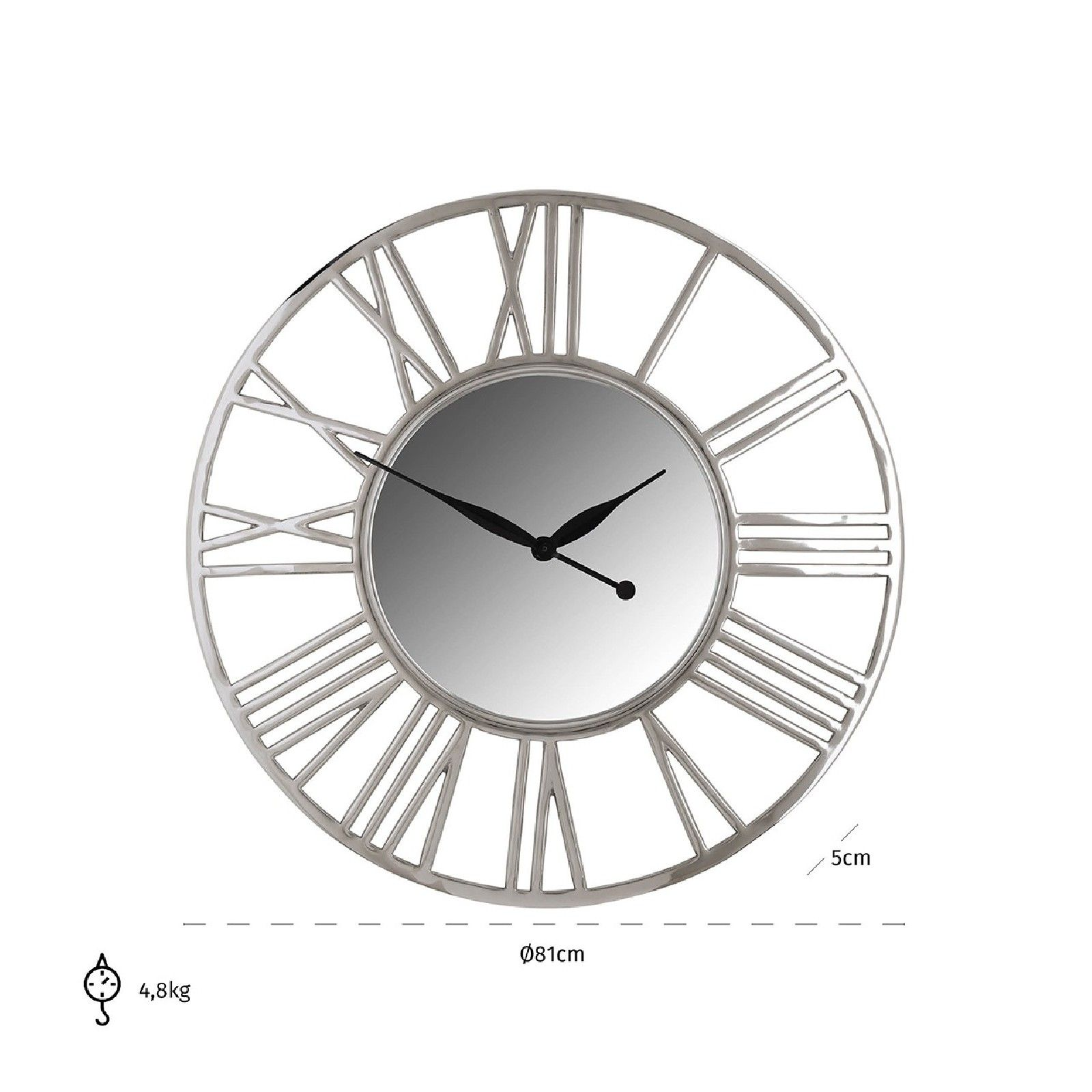 Horloge Danell Horloges murales - 17