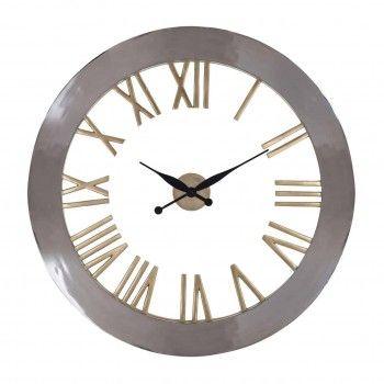 Horloge Derex avec paillettes