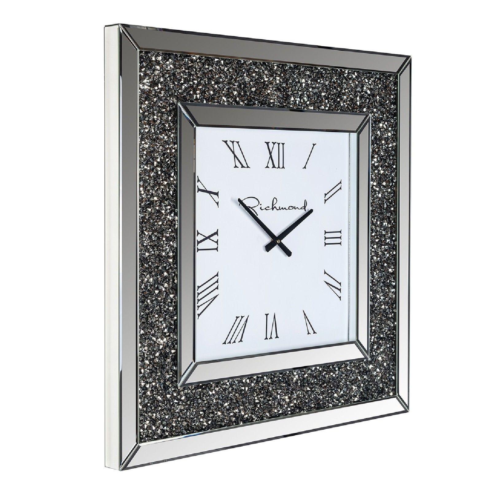 Horloge Cheyon avec paillettes Horloges murales - 3