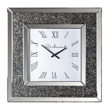 Horloge Cheyon avec paillettes Horloges murales - 24