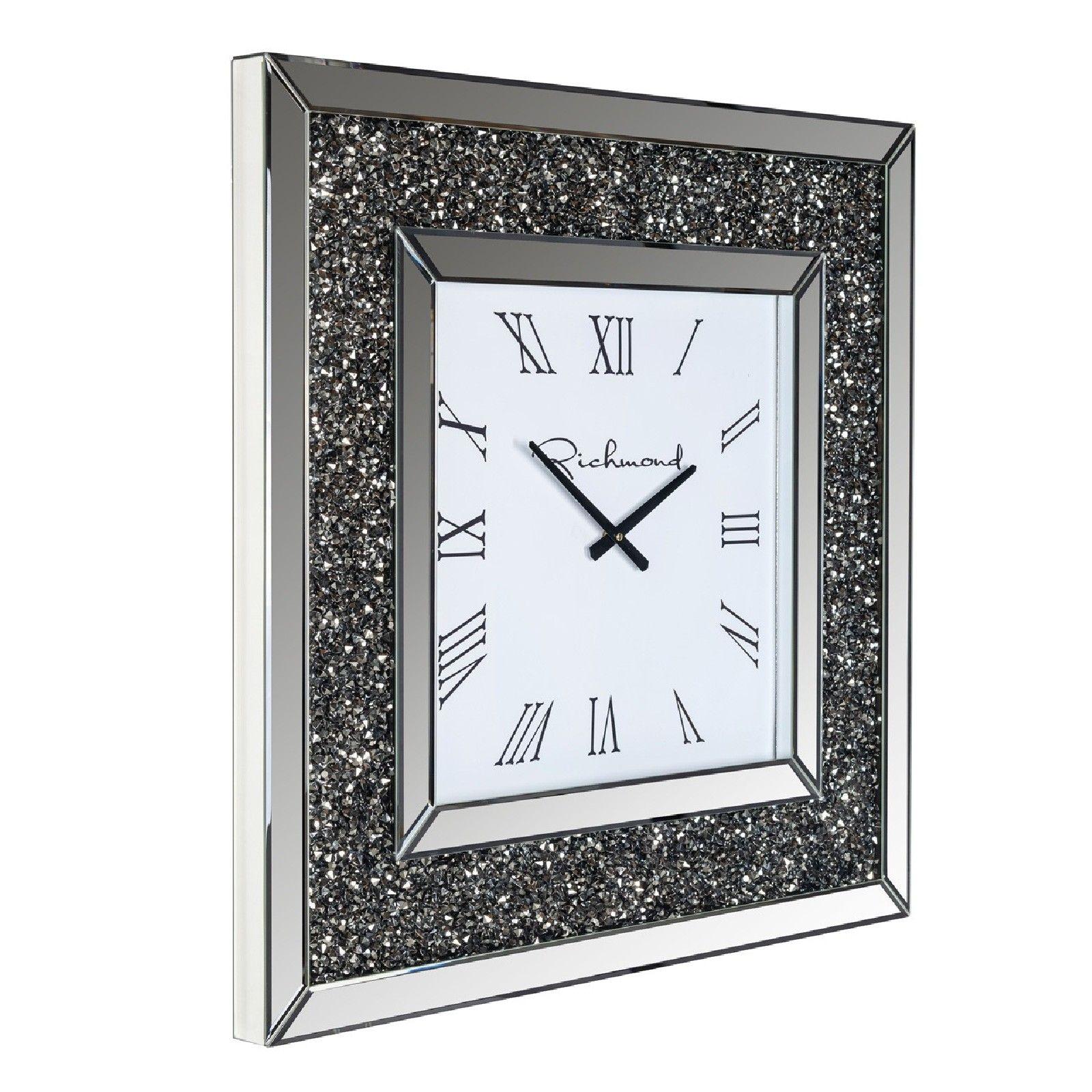 Horloge Cheyon avec paillettes Horloges murales - 26