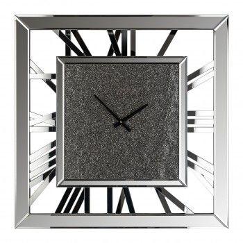 Horloge Calvin avec paillettes