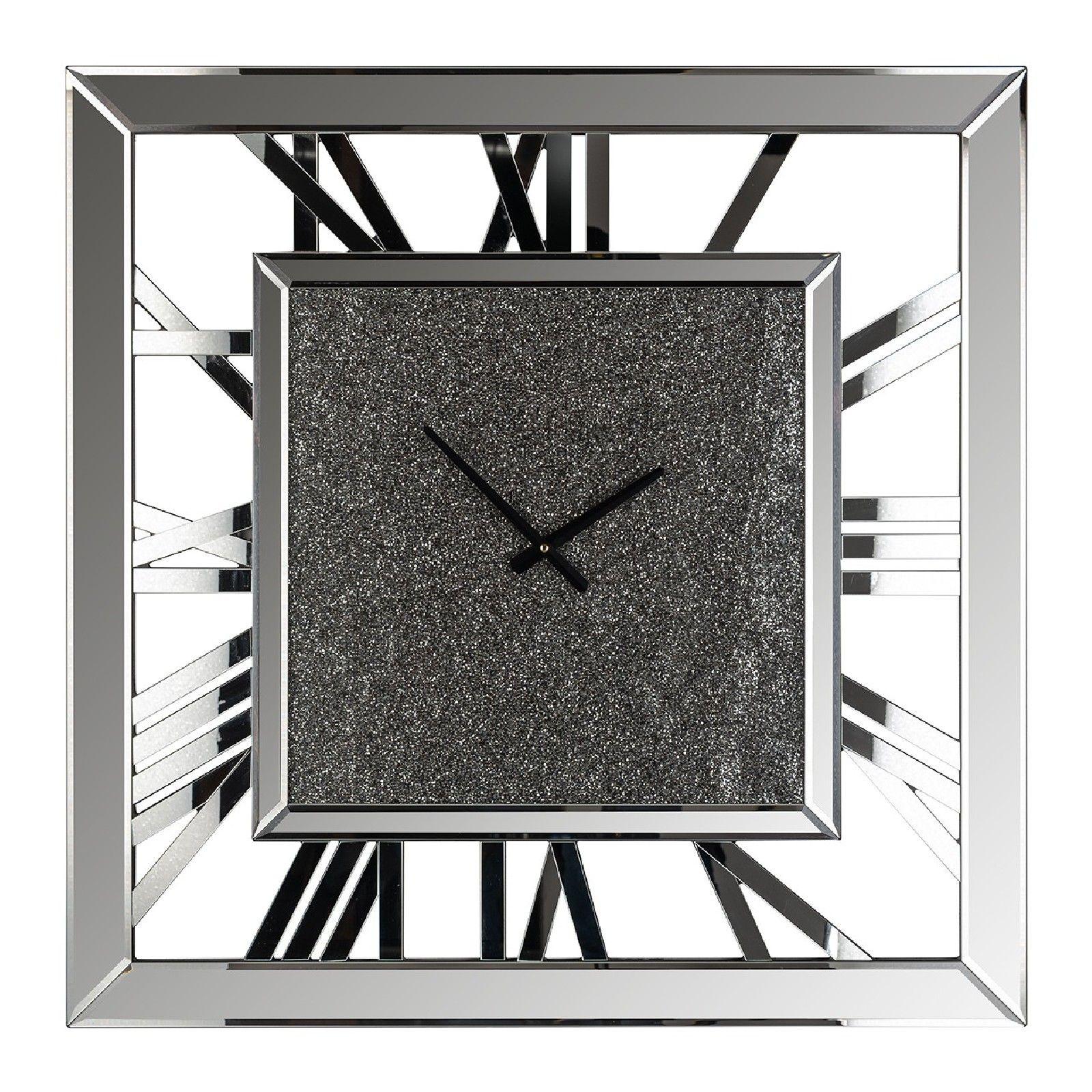 Horloge Calvin avec paillettes Horloges murales - 7