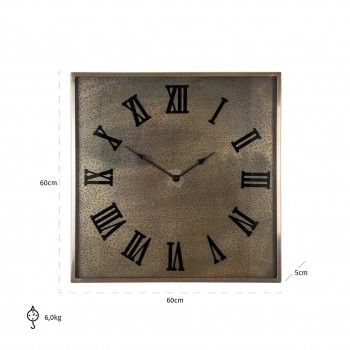 Horloge Bradlee Horloges murales - 50