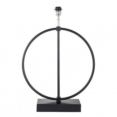 Lampe de table Byron noirE27 / 60 watt