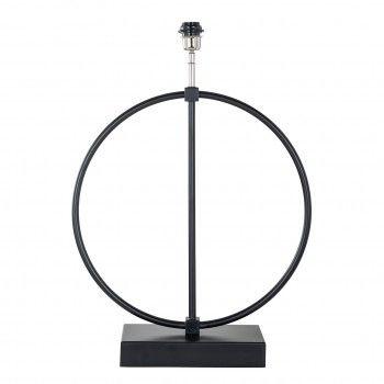 Lampe de table Byron noirE27 / 60 watt Lampes - 53