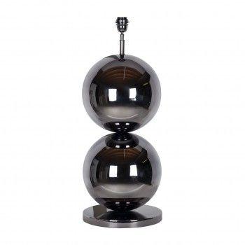 Lampe de table Bobbie noir...