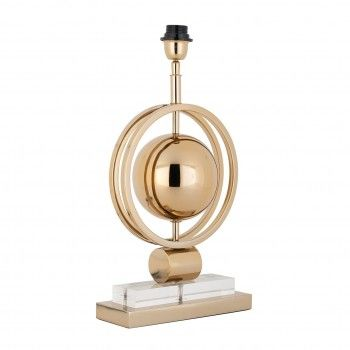Lampe de table Averil gold...