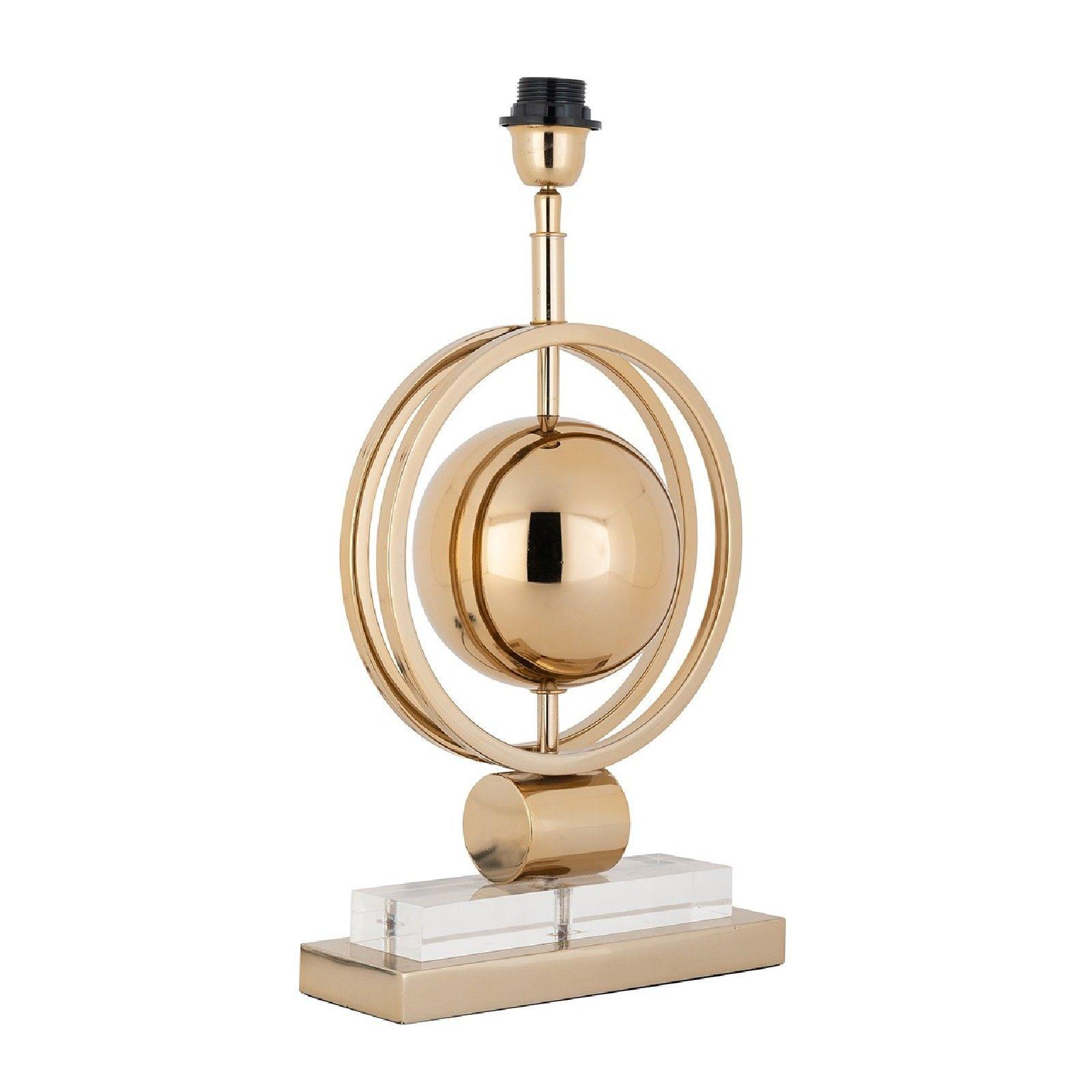 Lampe de table Averil goldE27 / 60 watt Lampes - 38