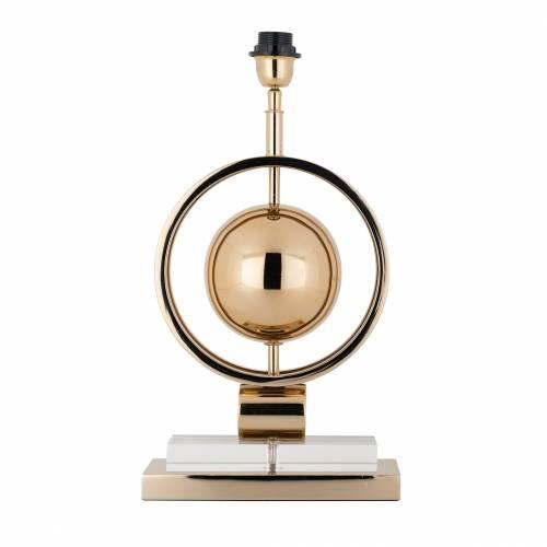 Lampe de table Averil goldE27 / 60 watt Lampes - 61