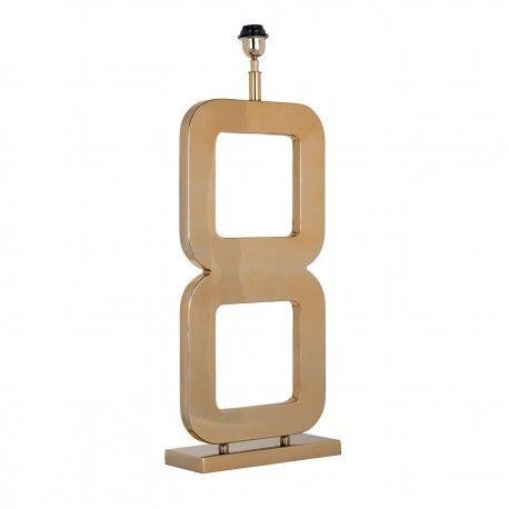 Lampe de table Annson goldE27 / 60 watt