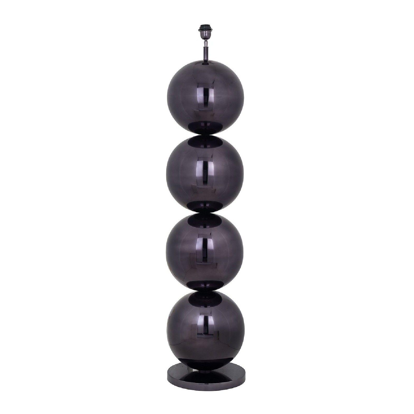 Lampdaire Adney black nickelE27 / 60 watt Lampadaires - 15