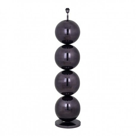 Lampdaire Adney black nickelE27 / 60 watt