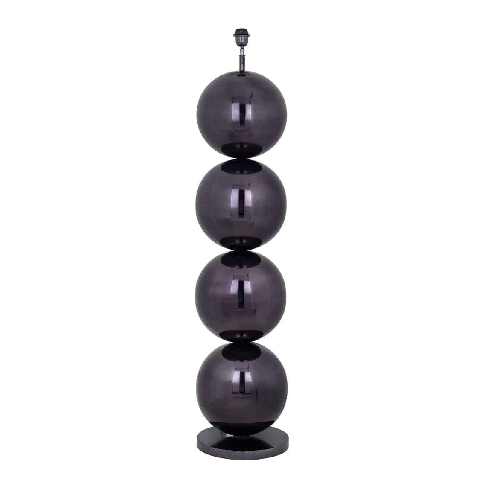 Lampdaire Adney black nickelE27 / 60 watt Lampadaires - 42