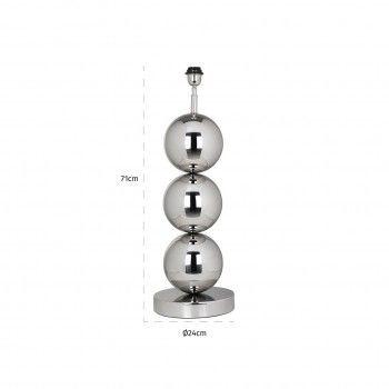 Lampe de table JaseyE27 / 60 watt Lampes - 64