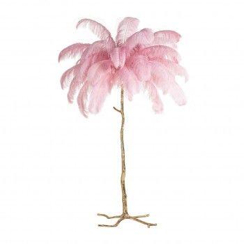 Lampadaire Burlesque pink...