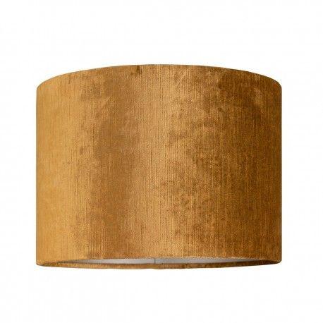 Abat-jour Goya cilinder 40Ø, doré