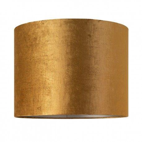 Abat-jour Goya cilinder 50Ø, doré