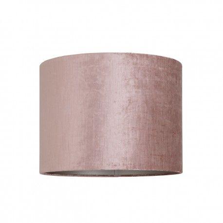 Abat-jour Philou cilinder 40Ø, rose