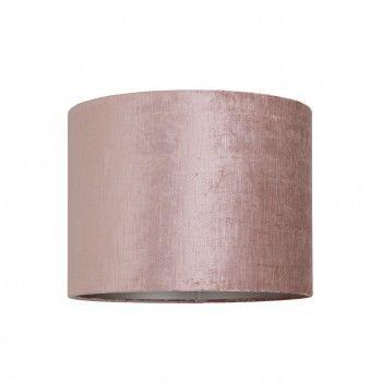 Abat-jour cilinder 50Ø, rose